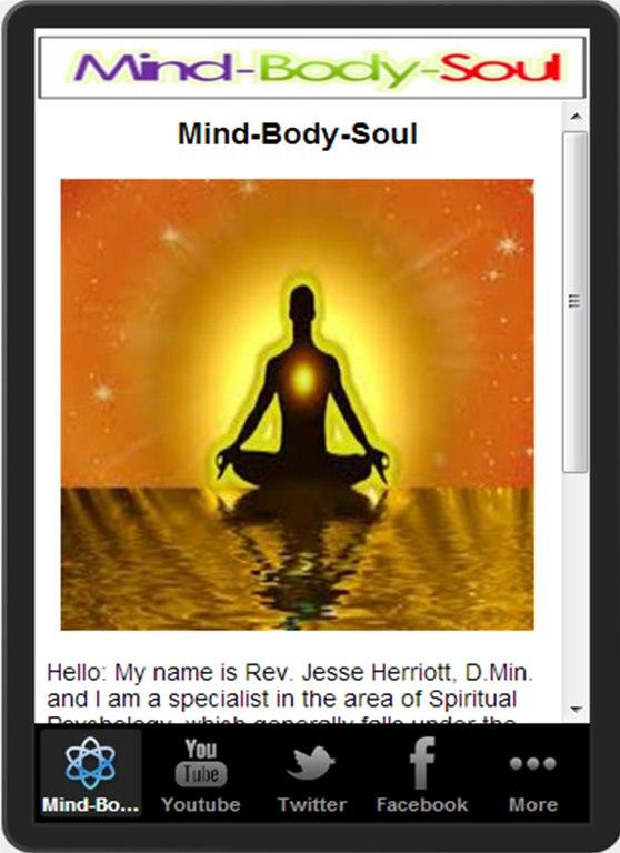 mind body soul app